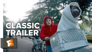 ET The Extra Terrestrial (1982) Official 20th Anniversary Trailer Movie