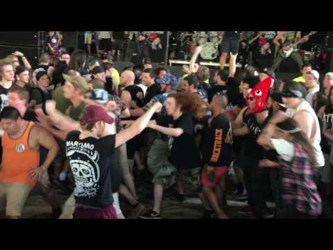 MUNICIPAL WASTE Full Set 7/16/17 LIVE