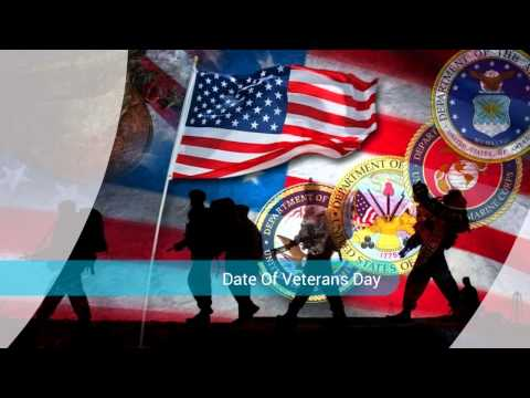 Dates Of Religious And Veterans Day