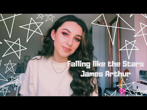 Falling Like The Stars - James Arthur Cover By Aiyana K