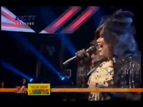Shena Malsiana X Factor 15 Maret 2013