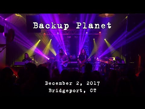 Backup Planet: 2017-12-02 - The Acoustic; Bridgeport, CT [4K]