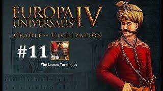 EU4 - Cradle of Civilization - Mamluks - Part 11