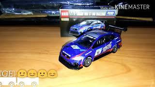 Tomica premium (Subaru WRX STI NBR challenge)😉🙂😊🌟