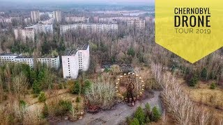 Chernobyl Drone Tour 2019