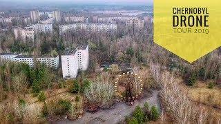 Chernobyl ☢️ Drone Tour 2019 ☢️