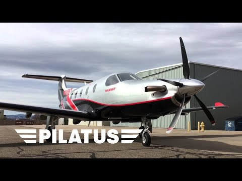 Pilatus Aircraft Ltd - PC-12 NG Late Morning Start Up