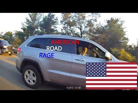 AMERICAN ROAD RAGE, CAR CRASH, INSTANT KARMA COMPILATION! #11