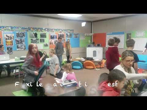 Mrs. Unwin's Classroom at Oelwein Middle School