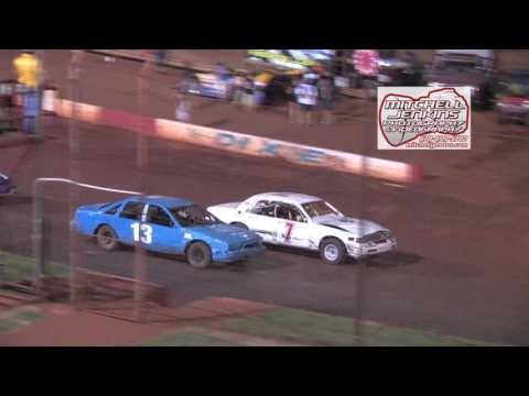 Dixie Speedway 8/15/15 Cruiser Feature!
