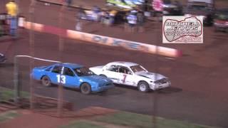 Dixie Speedway 8/15/15 Cruiser Feature!