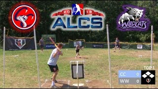 2018 ALCS | Cobras vs. Wildcats | MLW Wiffle Ball