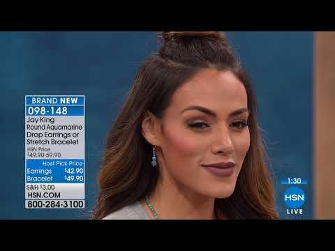 HSN   Connie Craig-Carroll's Jewelry Picks 04.13.2018 - 08 PM