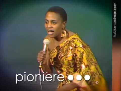 Miriam Makeba - (Live1968, Montreux, La Rose D'or, Pioniere) (OFFICIAL VIDEO)