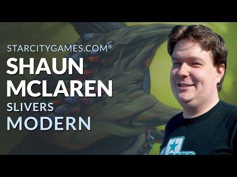 Modern: Slivers with Shaun McLaren - Round 1