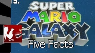 Five Facts - Super Mario Galaxy | Rooster Teeth