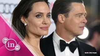 Angelina Jolie sauer auf Brad Pitt wegen Charlize Theron!