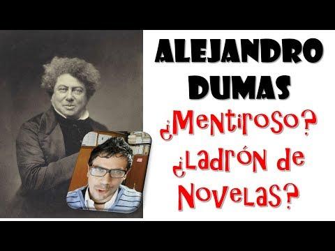 Alejandro Dumas | Millonario Escritor Y Ladrón De Novelas