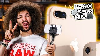 BEST CAMERA EVER Goes To iPhone 8 Plus? Adobe BANKING BILLIONS & JOBY Sells Again: Photo News Fix
