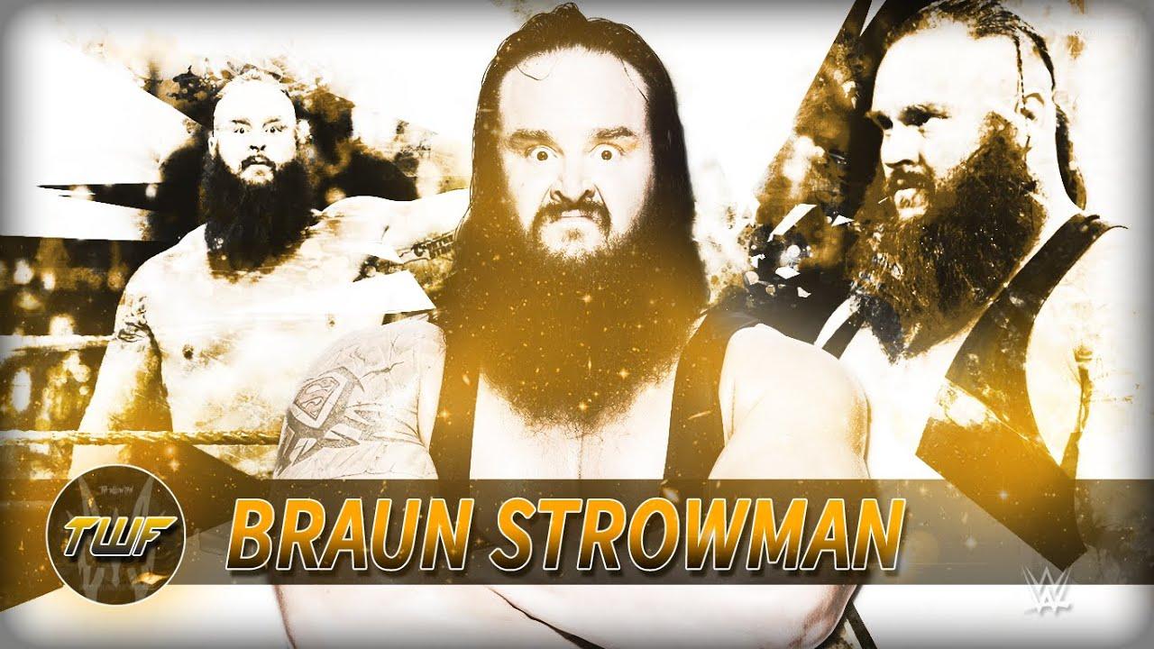 Wwe braun strowman new theme song unknown title 2016 recording youtube - Braun strowman theme ...