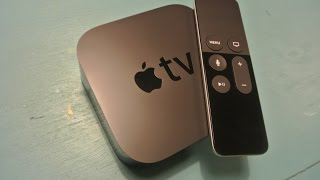 Apple TV 4th Generation Unboxing - What's Inside?