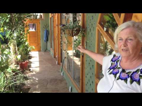 Earthship Homeowner Interview Off the Grid Living