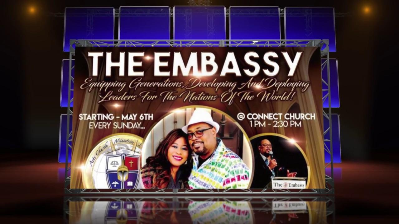 The Embassy aka Acts Church | Arlington, Texas