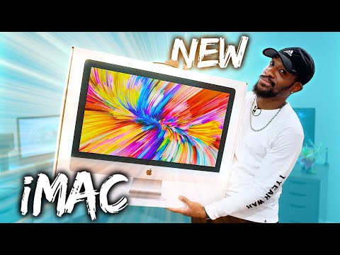 """New 27"""" iMac 2020 Unboxing and Review!"""