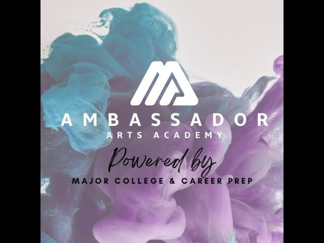 Ambassador Arts Academy Documentary Film Program