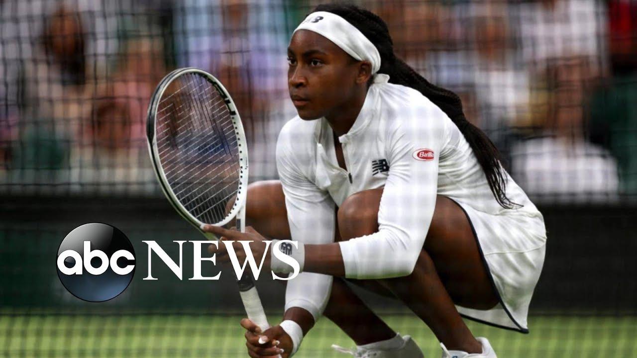 U.S. Tennis Star Coco Gauff Tests Positive For Coronavirus And Will ...