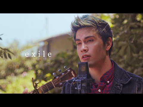"""exile (Taylor Swift feat. Bon Iver) from """"folklore"""" - Sam Tsui Acoustic Cover"""