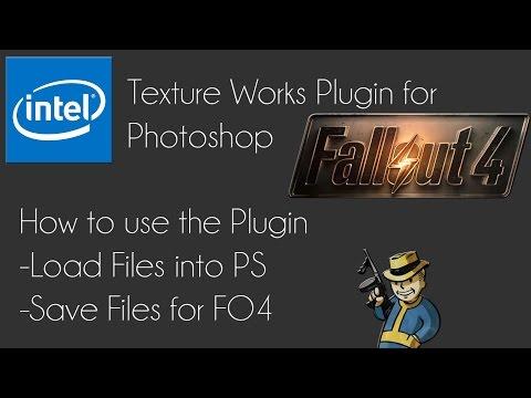 PhotoShop Intel Texture Works Plugin at Fallout 4 Nexus