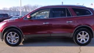 Used 2008 Buick Enclave Cedar Rapids | Iowa City IA