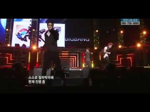 [HD] Hands Up - BigBang (LIVE)