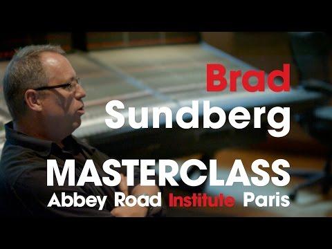 Abbey Road Institute Paris - Brad Sundberg