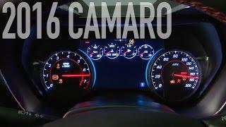 Chevrolet Camaro Performance 2016 Videos