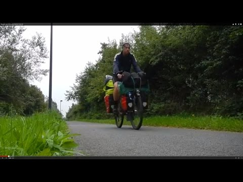 Bicycle trip to the Lake District in the UK