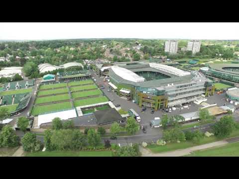 Wimbledon Park Golf Club High Panoramic including All England Club
