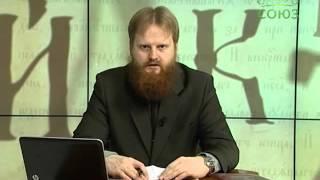 176 - Буква в духе. Интонация чтения Евангелия. Часть 2(См. также православное видео на портале