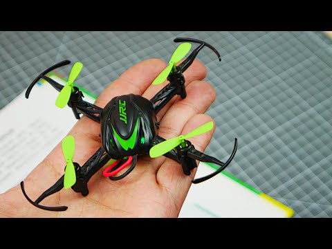 THE Cheap QUADCOPTER FROM CHINA. Unkillable JJRC H48.
