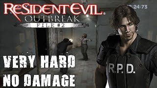 "Resident Evil Outbreak File #2: ""Elimination 1"" No Damage (Very Hard)"