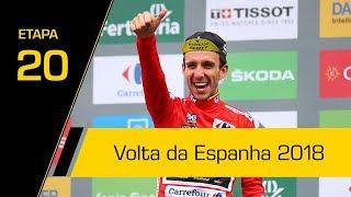 Volta da Espanha 2018   Etapa 20