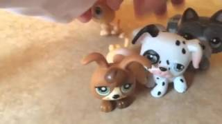 LPS the peanuts movie trailer