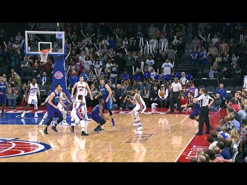Belinelli Nearly Pulls Off Incredible Game Winner | 01.05.17