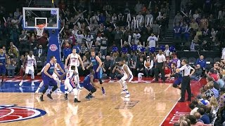 Belinelli Nearly Pulls Off Incredible Game Winner   01.05.17