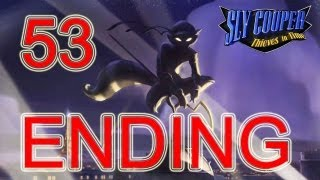 Sly Cooper: Thieves In Time - Walkthrough - ENDING HD + Final Boss sly cooper 4 ending walkthrough part 53
