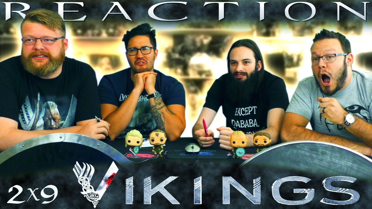 """Download Vikings 2x9 REACTION!! """"The Choice"""""""