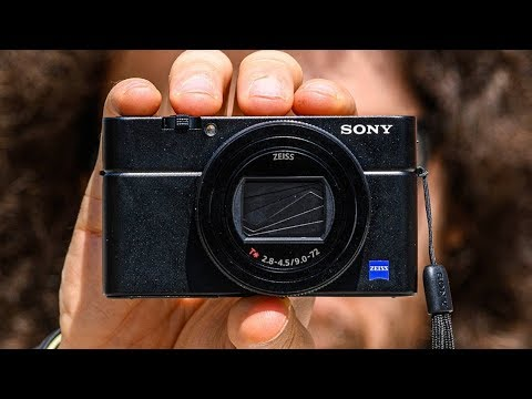 Sony RX100 VII. Мини а9? | Jared Polin русская озвучка
