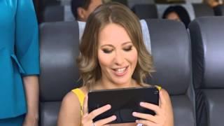 Евросеть и Samsung запускают новую рекламную кампанию  с участием Ксении Собчак(16 июня 2014 год, Россия, Москва -- «Евросеть» сообщает о старте рекламной кампании планшета Samsung Galaxy Tab 3 с участ..., 2014-06-16T08:33:46.000Z)