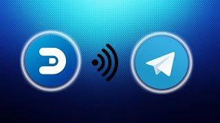 включаем уведомления Телеграм в умном доме Domoticz